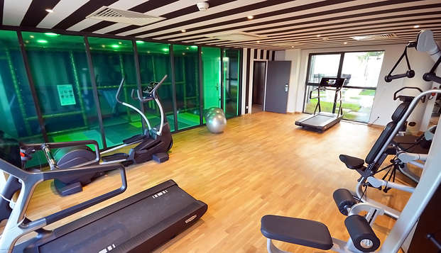 Holiday Inn Dijon Toison d Or - gym
