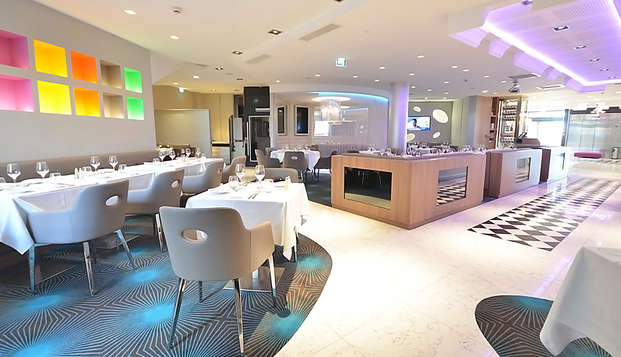 Holiday Inn Dijon Toison d Or - rest
