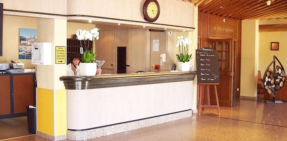 Hotel spa marina d 39 adelphia 4 aix les bains france - Hotel aix les bains cauchemar en cuisine ...