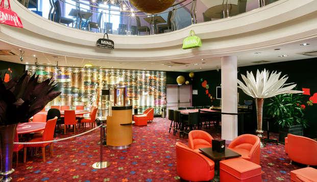 Hotel du Beryl - lobby bar