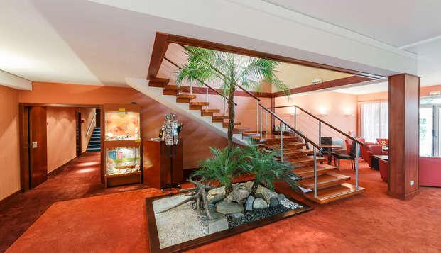 Hotel du Beryl - lobby