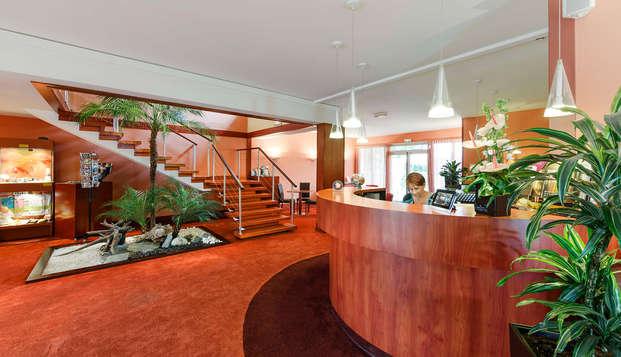 Hotel du Beryl - reception
