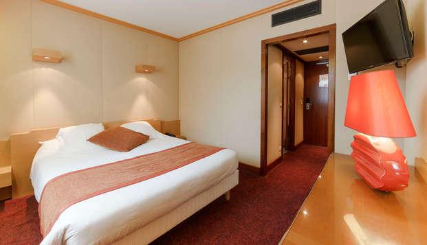Hotel du Beryl - room