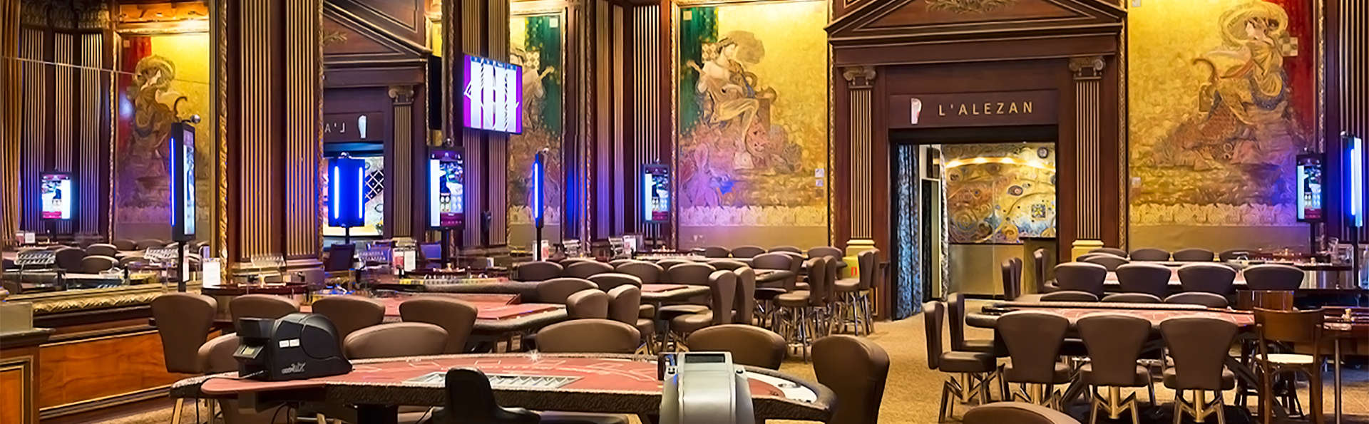 Casino barriere enghien spa