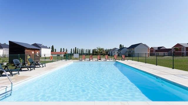 Séjour dans une luxueuse villa avec piscine à une demi-heure de Tours