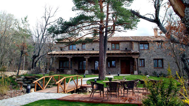 Oferta especial: Descubre la naturaleza Segoviana con cena (desde 2 noches)