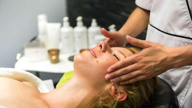 Week-end avec massage, en chambre exécutive avec vue vallée à Spa