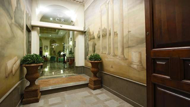 Casa Romana Hotel Boutique - entry