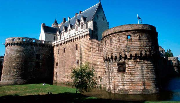 Laissez-vous séduire par les quais de la Loire à Nantes