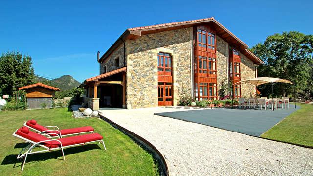 Disfruta de la naturaleza de Cantabria