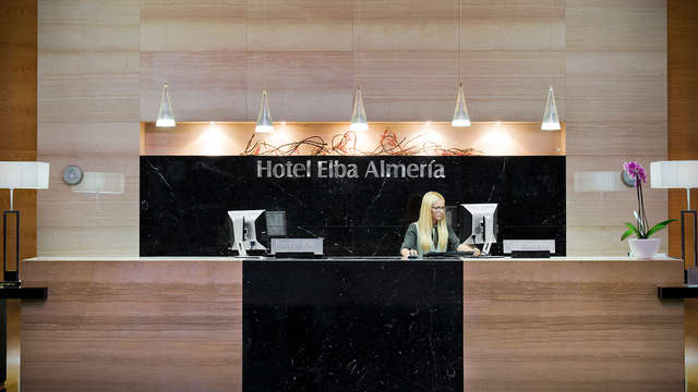 Elba Almeria Business Convention Hotel