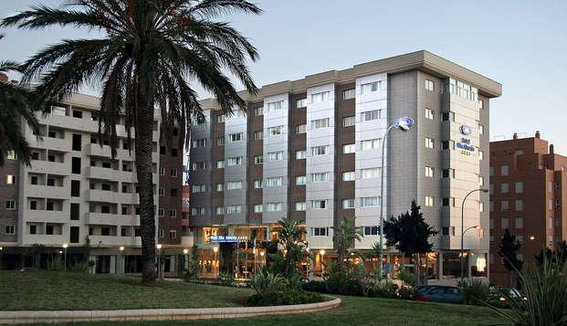Escapada en sólo alojamiento en un 4* en Almería