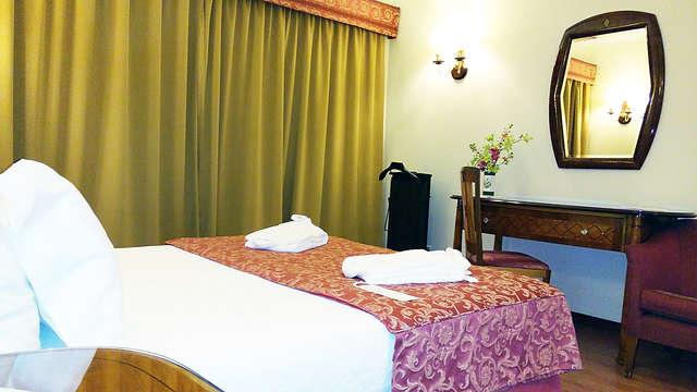 Verblijf aan de monding van de Duero in een suite met zicht op zee