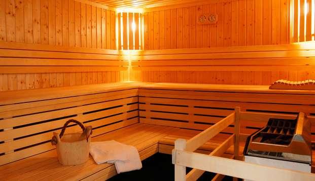 Nemea Toulouse Saint-Martin - sauna