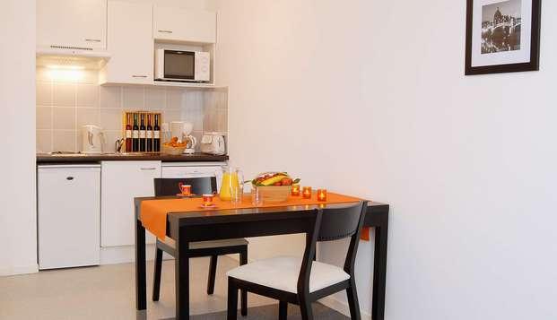 Nemea Toulouse Saint-Martin - apartment