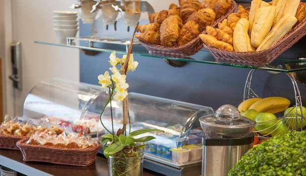 Nemea Toulouse Saint-Martin - breakfast
