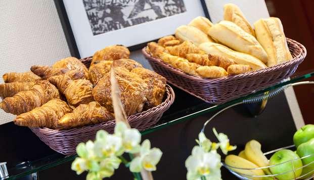 Nemea Toulouse Saint-Martin - breakfastr