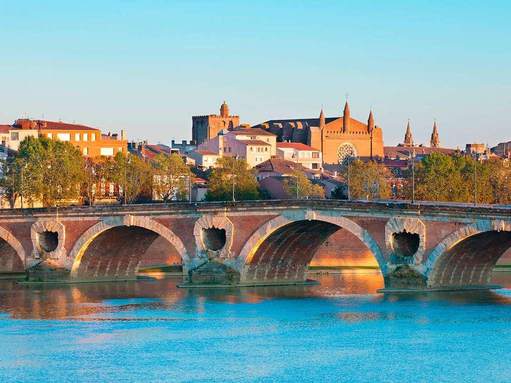 Séjour Midi-Pyrénées - Parenthèse romantique avec champagne à Toulouse  - 3*