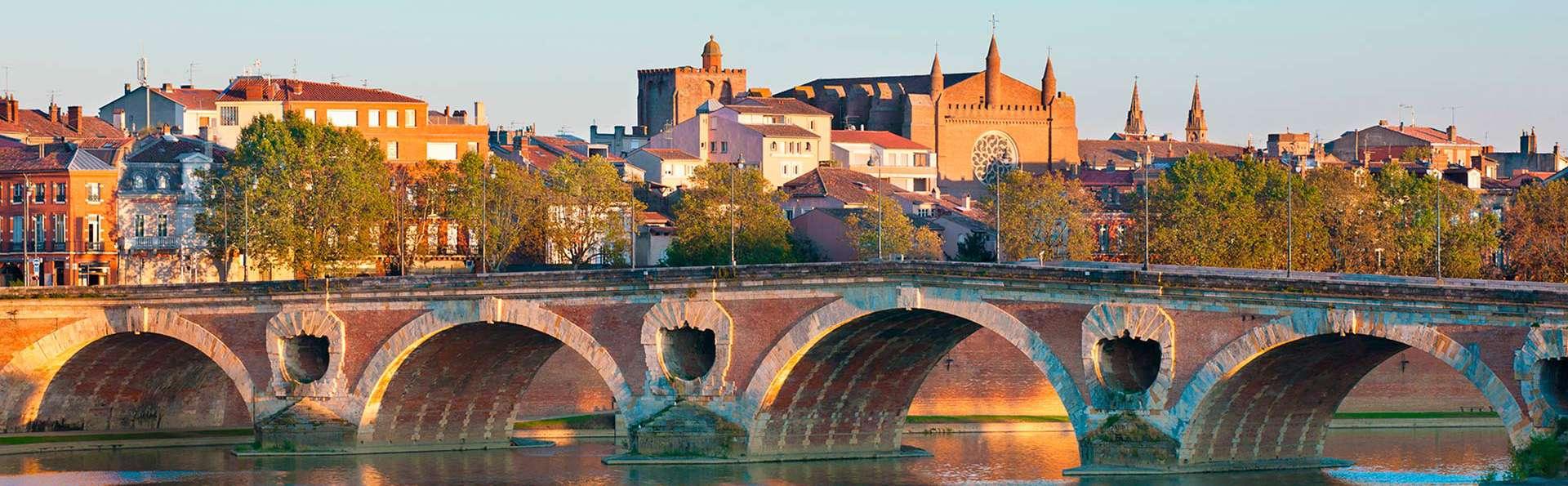 Parenthèse romantique avec champagne à Toulouse