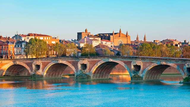 Nemea Toulouse Saint-Martin - destination
