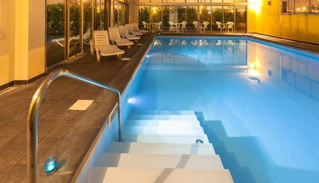 Nemea Toulouse Saint-Martin - pool