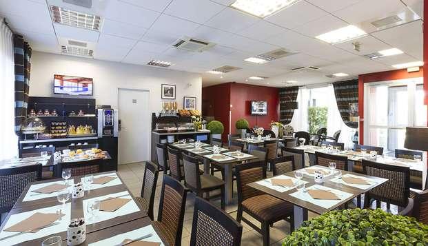 Nemea Toulouse Saint-Martin - restaurant