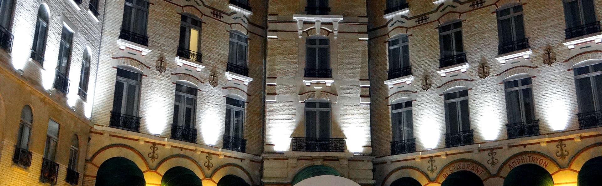 Hôtel Concordia Le Mans Centre Gare - Edit_Front2.jpg