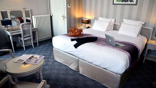 Hotel Concordia Le Mans Centre Gare