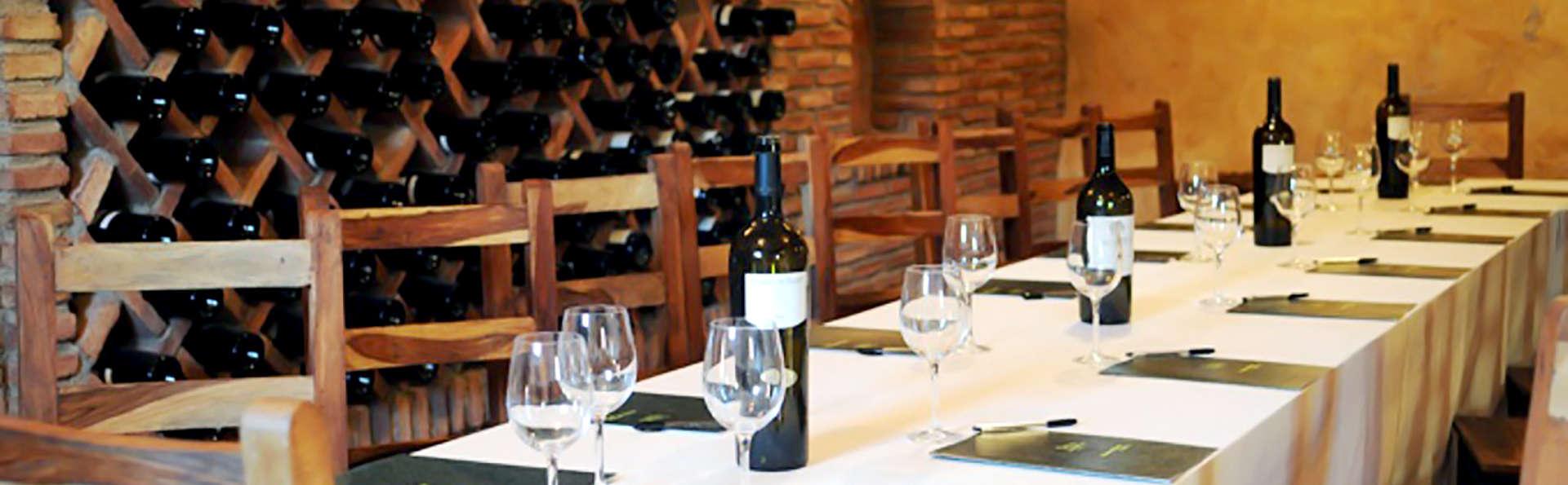 Séjournez entre Pratdip et Tivissa en Catalogne, avec dîner et spa (à partir de 2 nuits)
