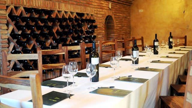 Weekend con cena e spa vicino a Tarragona (da 2 notti)