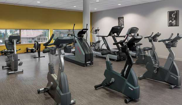 BEST WESTERN Hotel Sourceo - NEW fitness