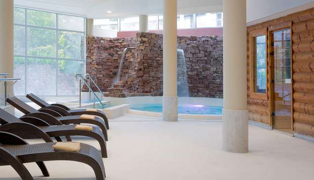 BEST WESTERN Hotel Sourceo - NEW spa
