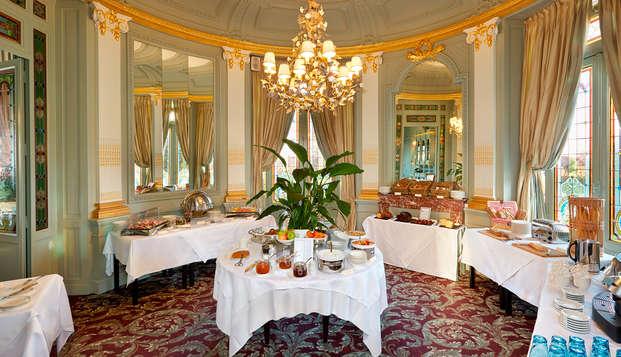 Hotel Chateau Et Spa Grand Barrail - Buffet-petit-dejeuner