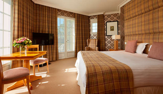 Hotel Chateau Et Spa Grand Barrail - Chambre-Superieure-residence