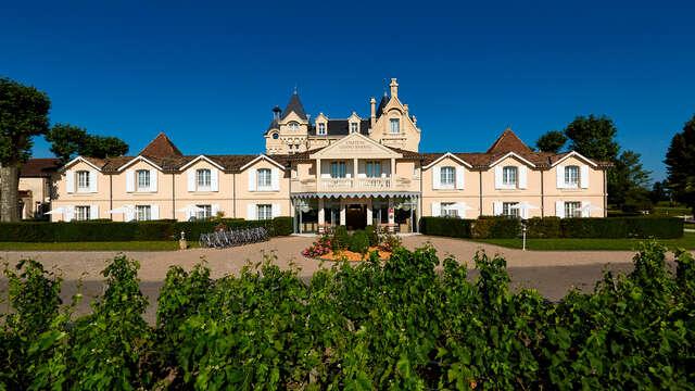 Hotel Chateau Et Spa Grand Barrail