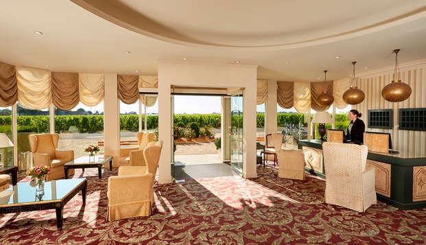 Hotel Chateau Et Spa Grand Barrail - Reception