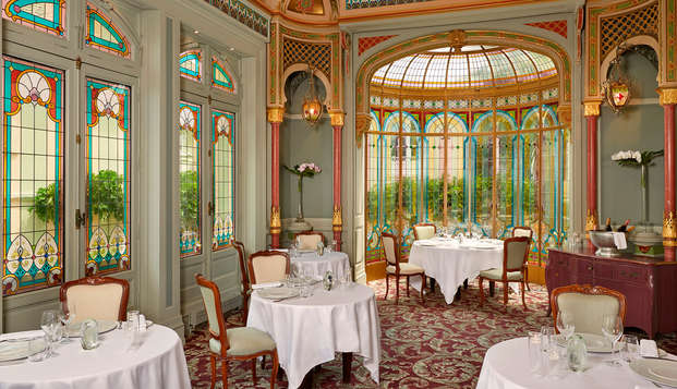 Hotel Chateau Et Spa Grand Barrail - Restaurant-