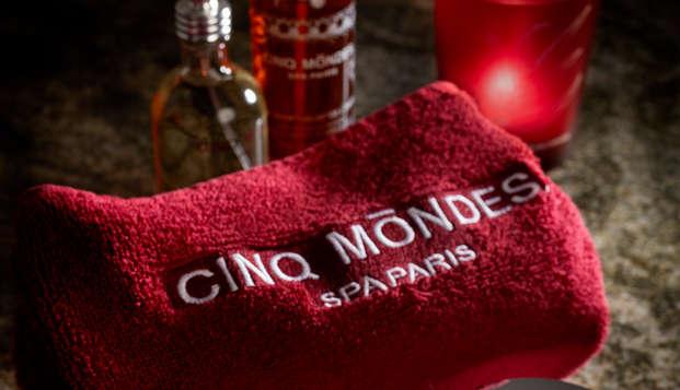 Hotel Chateau Et Spa Grand Barrail - Spa-