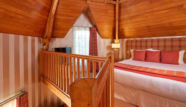 Hotel Chateau Et Spa Grand Barrail - Suite-Duplex