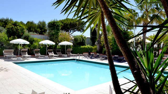 ¡Elegante hotel a orillas del mar Adriático!