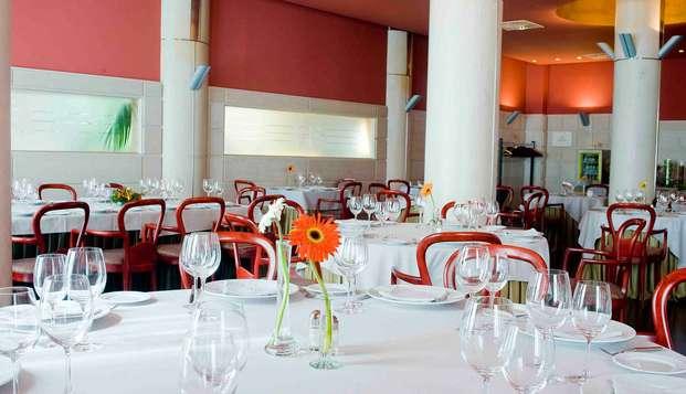 Escapada en un hotel 5* en Vitoria con cena gastronómica