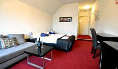 2 overnachtingen in een standaard tweepersoons kamer voor 2 volwassenen