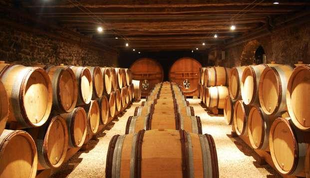 Sur la route des vins à Saumur