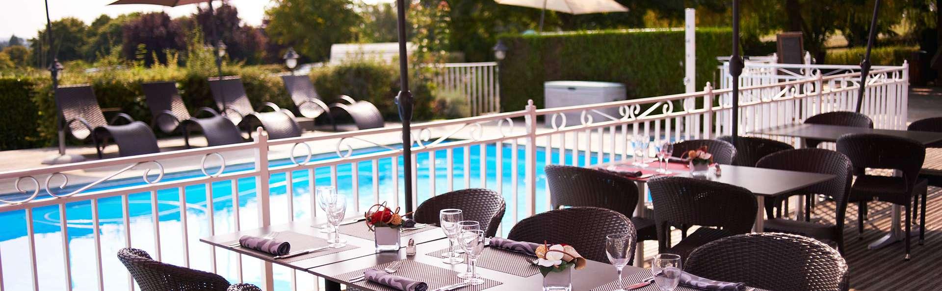 Week-end bien-être, bistronomique et œnologique près de Saumur