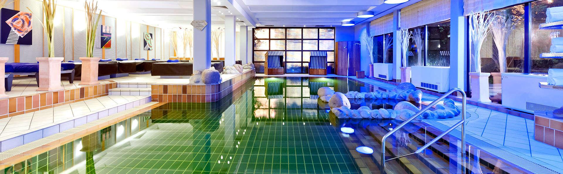 Relájate en un hotel de 4* con piscina en Mönchengladbach