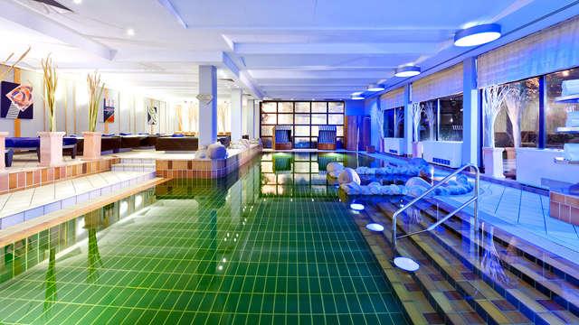 Geniet van een fantastisch wellness met zwembad in een 4-sterren Dorint hotel