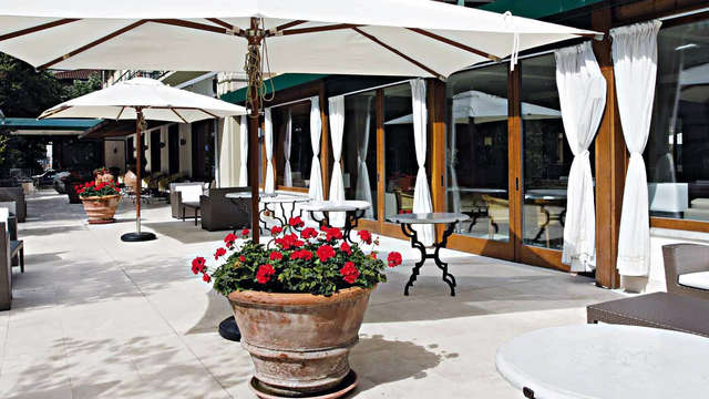Week end di charme ed eleganza da 4* nel cuore di Montecatini Terme
