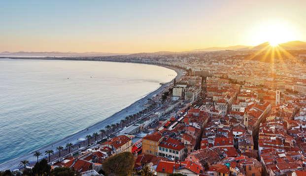 Paréntesis de relax en Niza (desde 2 noches)