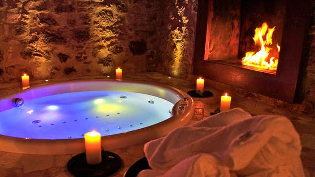 Séjour bien-être avec spa dans le Val d'Orcia, Toscane