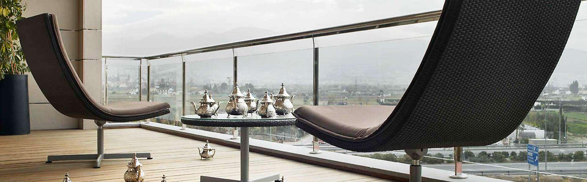 Mini-Vacaciones: Escápate a Granada en un hotel de diseño 4* (Desde 3 noches)